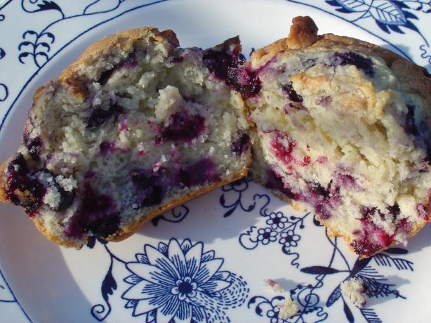 Blueberry Muffins!