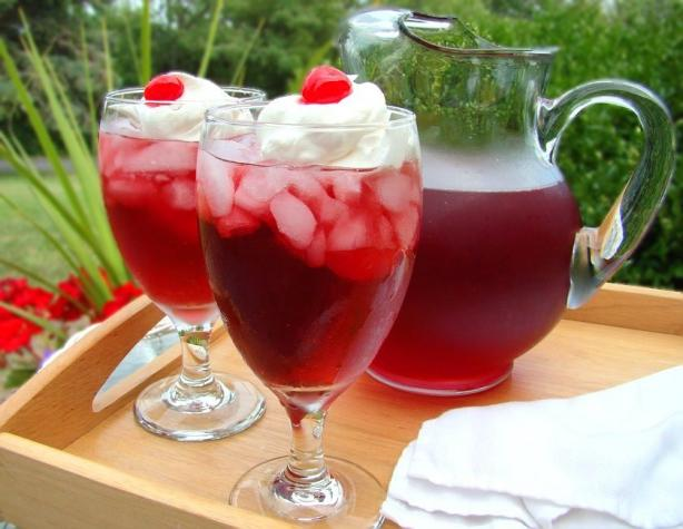 Yummy Berry Cooler
