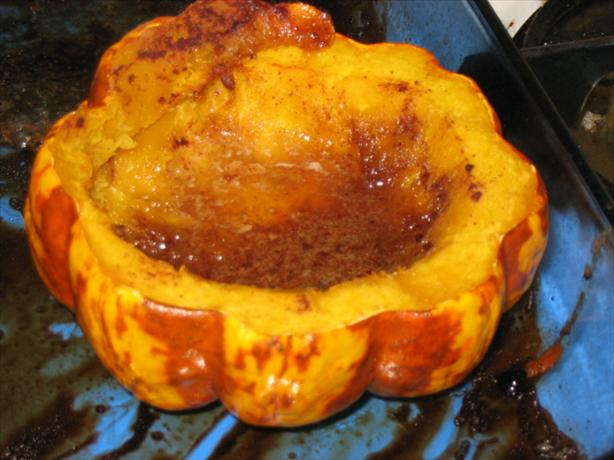 Maple Sweet Dumpling Squash