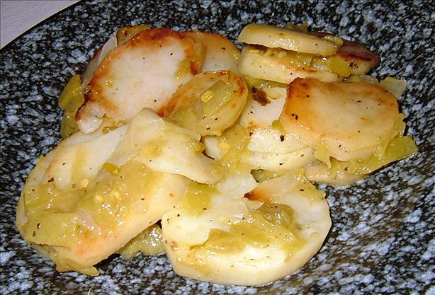 Traditional Senoran Potatoes Grande