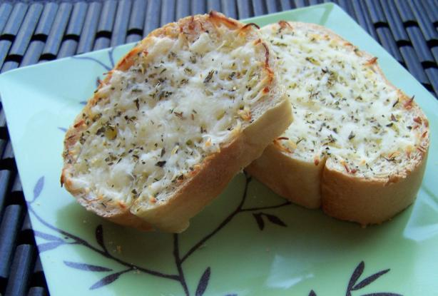 Simple and Tasty Garlic Bread