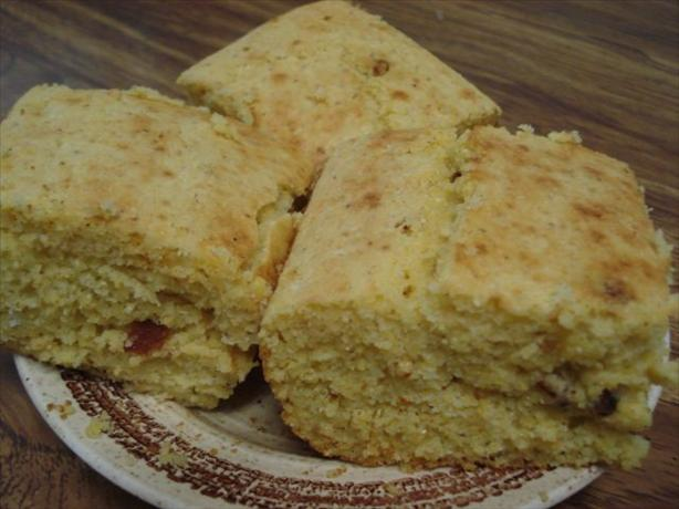Bacon Buttermilk Cornbread
