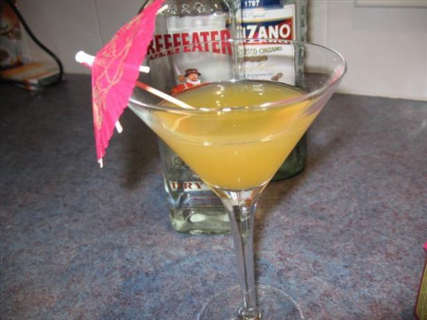 Satan's Whisker Cocktail
