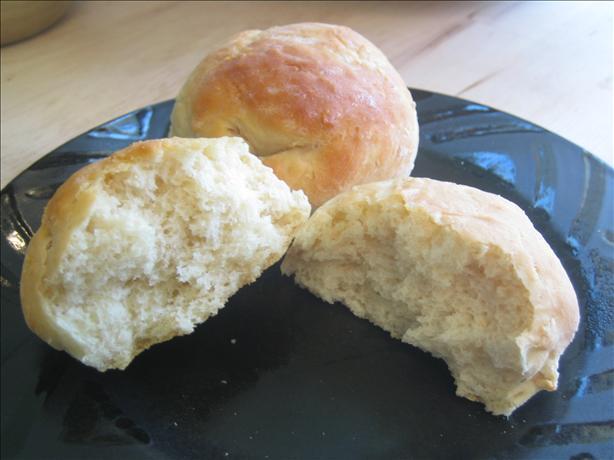 Fast Buttermilk Yeast Rolls