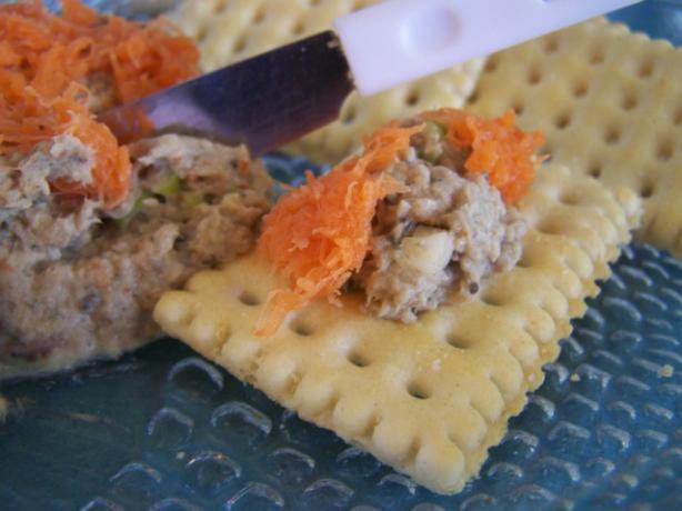 Sardine Pate Appetizers