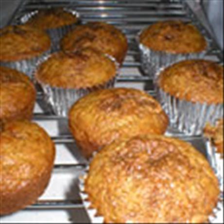 Oil Free Bran Muffins