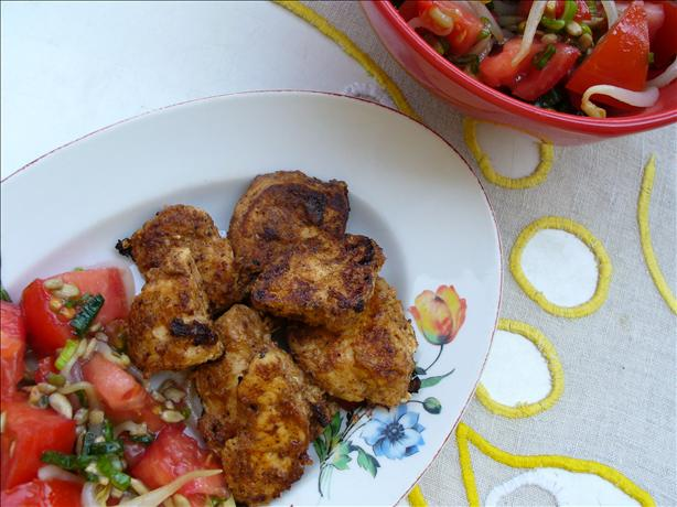 Vij's Yogurt and Tamarind Marinated Grilled Chicken