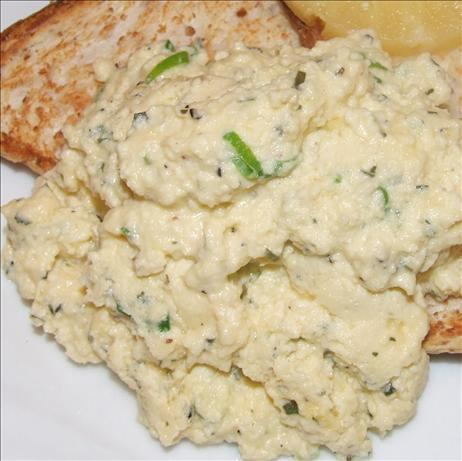Luxury Scrambled Eggs