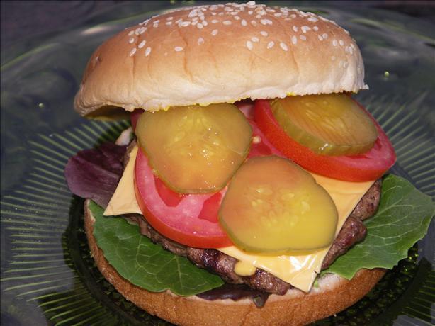 The Best Hamburgers Ever