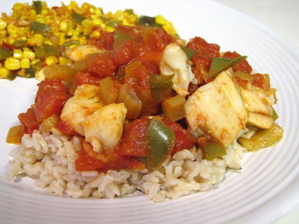 Easy Fish Creole