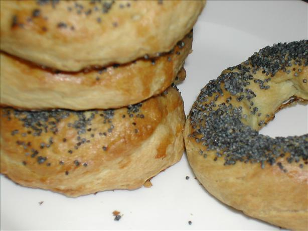 Simit (Turkish Bread Rings)