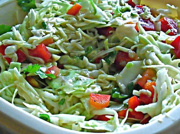 Bittman Cabbage Salad