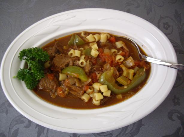 Mood Beef (Portuguese Beef Stew)