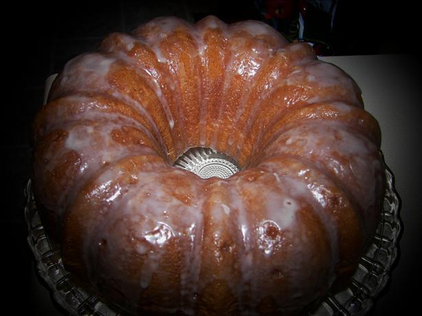Donna's Lemon Cake