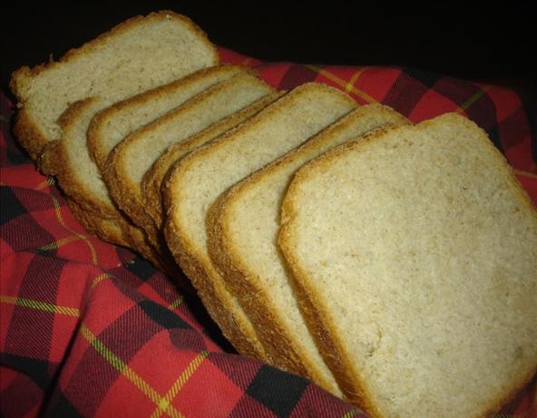 Sahara Sand Bread for Bread Machine