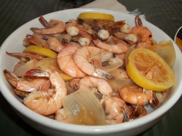Best Ever Spicy Boiled Shrimp