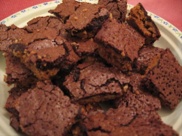 Brownie Shortbread