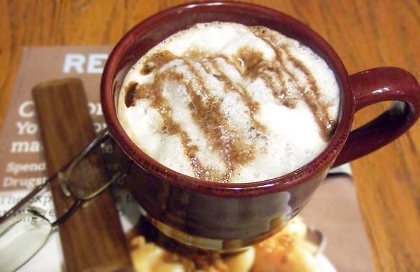 Hot Chocolate Espresso