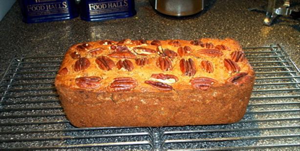 Zucchini-Cranberry Relish Bread