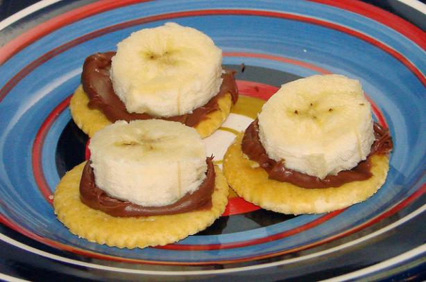 Banana Nutella Delight