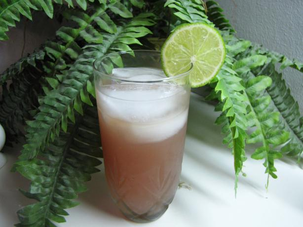 Pink Apple Limeade