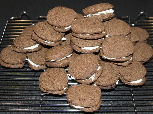 Gluten Free Oreo Cookies