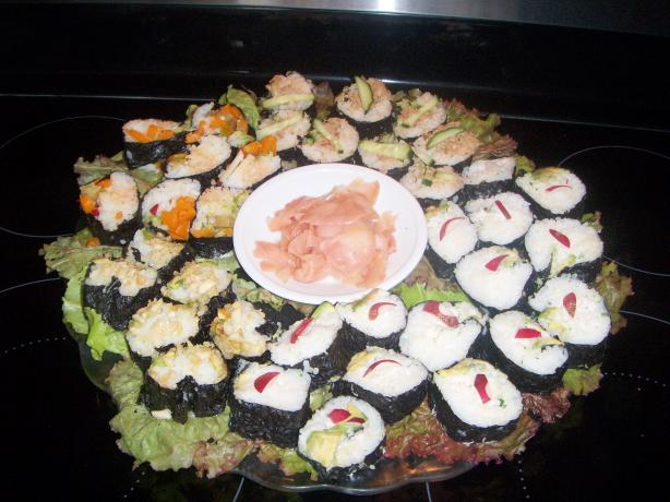 Avonutty Sushi