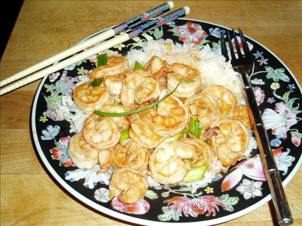 Dynasty Thai Shrimp