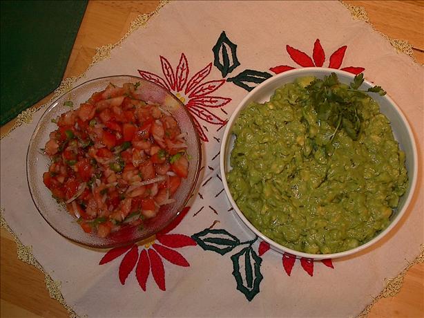 Margo's Guacamole