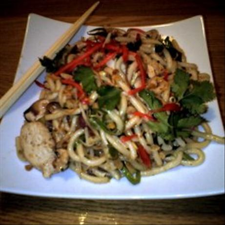 Ginger Chicken Teppan