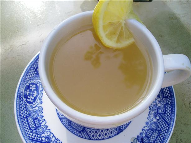 Lemon Tea (Cha De Limao)