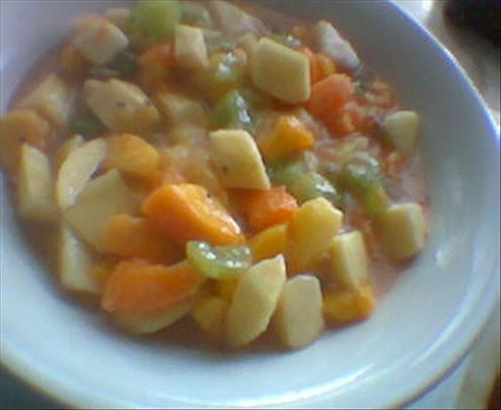 Mediterranean Fruit Salad