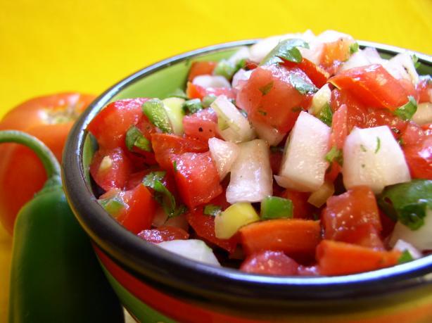 El Chico's Salsa Fria