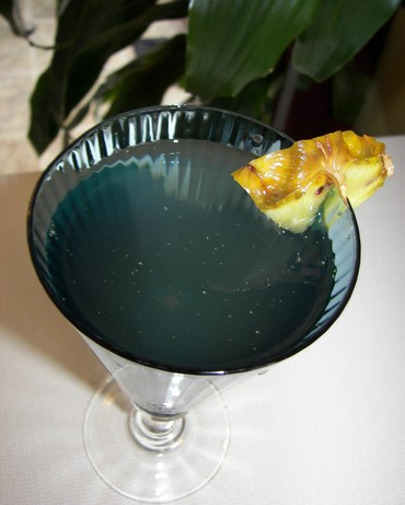 Pineapple Spice Drink