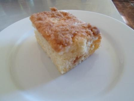 Miss Helen's Coffee Cake