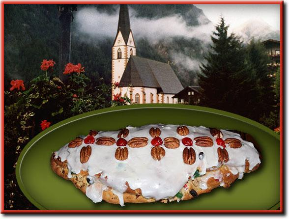 Christmas Stollen, Maria's Way