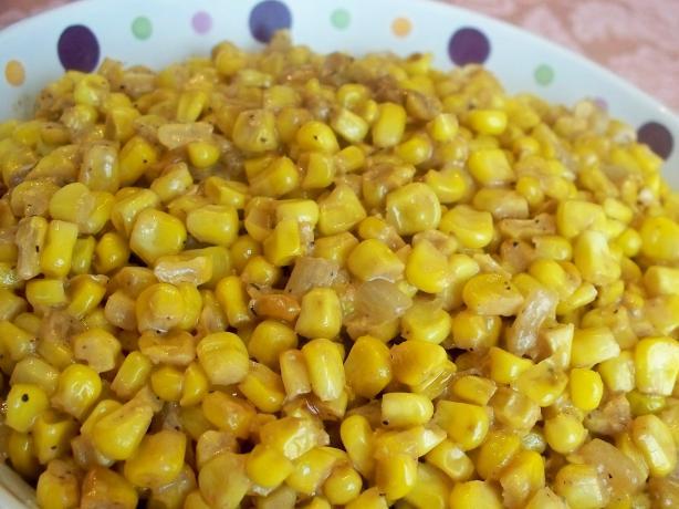 Creamy Fried Corn