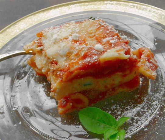 Chef Flower's Lasagna Lasagne