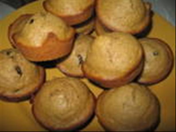Cappuccino Chip Muffins (Light)