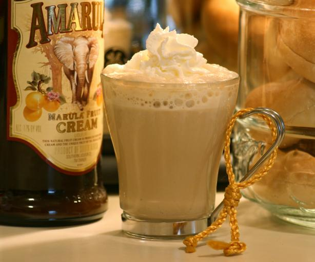 Amarula Latte