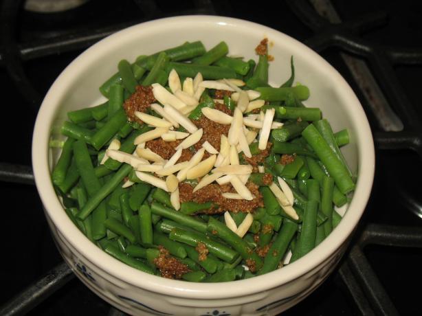Green Beans Algerian-Style