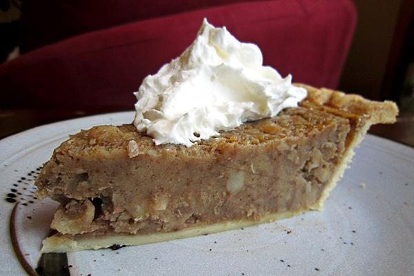 Navy Bean Pie (Muslim)