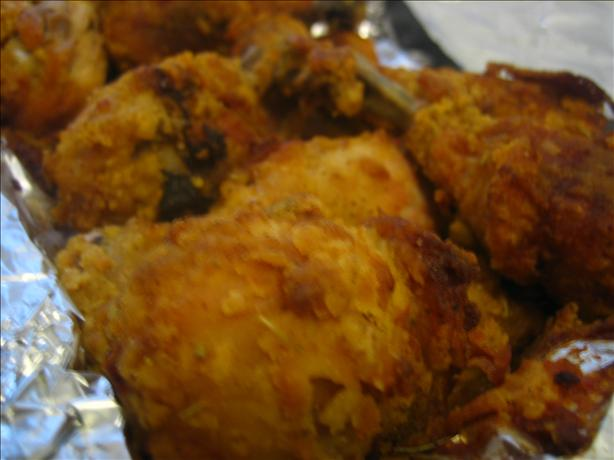 Baked Spicy Chicken