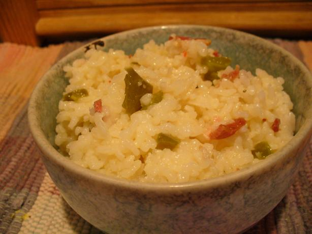 Franco Italiano Rice With Pork
