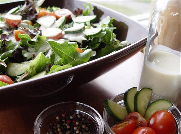 Lime Salad Spritz