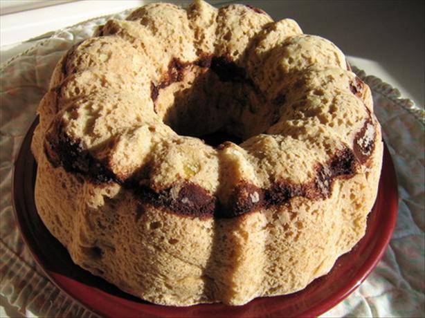 Babka, Cinnamon (Low Sugar, Low Carbohydrate)