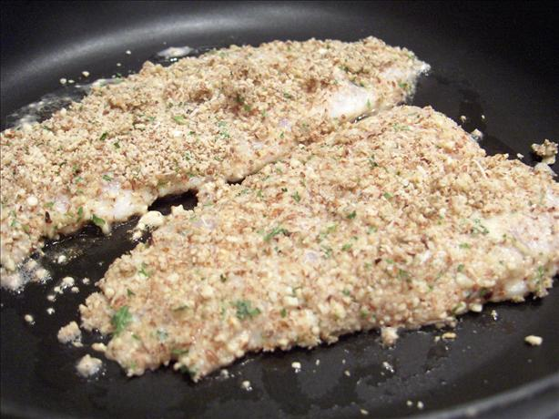 Almond Coated Basa