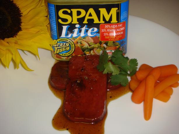 "Baked ""lite"" Spam"