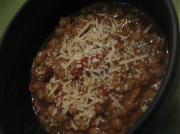Smokey Lentil Soup
