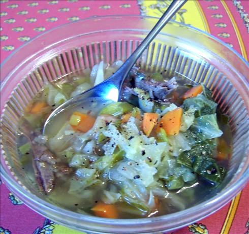 Sheila's Cabbage Soup